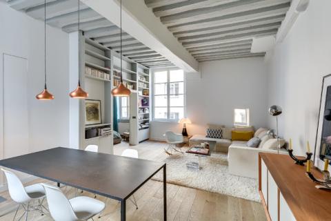 Cómo reformar un piso pequeño